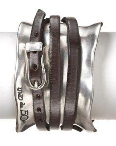 Uno de 50 Ibiza Wrap Cuff