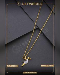 Pretty Girl chain pendant performing an aerial act, dancing all her heart out! . . #satvagold #gold #puregold #kada #ring #rakhi #rakhshabandhan #giftforsister #bracelet #explore #18ct #18k #22k #rosegold #yellowgold #hallmark #hallmarkjewellery #celebration #sister #diamond #gems #beautiful #goldjewellery #jewellerydesign Gold Chain With Pendant, Chain Pendants, Pendant Set, Gold Ornaments, Girl Dancing, Sister Gifts, Wholesale Jewelry, Gold Chains, Gold Jewelry
