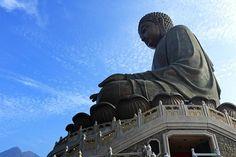 Buddha -  Po Lin Monastery