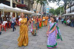 Harinam Nectar in Vienna, Austria (Album with photos) Srila Prabhupada: One who hears the transcendental sound vibration of the…