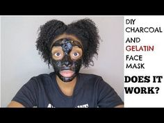 Best Homemade Facial Mask To Enhance Your Beauty Charcoal Mask Benefits, Charcoal Mask Peel, Best Peel Off Mask, Cucumber Face Mask, Pore Mask, Skin Care Masks, Facial Toner, Facial Masks, Gelatin