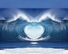 POETRY THAT COMES FROM THE HEART AND SOUL: WAVE OF LOVE