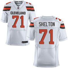 Men Cleveland Browns  71 Elite Jersey  Fashion  EliteJersey  BrownsFans   Jersey  SymbolBrowns  Jerseys  Star  jersey 6452cae95