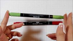 STAMPIN' GALS GONE WILD with Connie & Josee -5 Ways to Use Markers