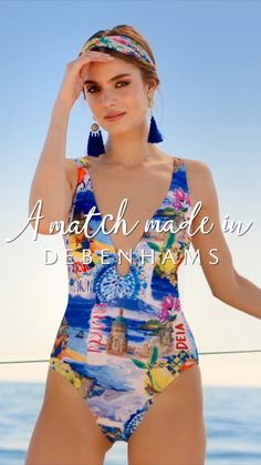 49820e5b908d8 Dip your toes into this season s biggest swimwear trends and start planning  your poolside look.