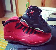 """Jordan 10 """"Bulls over Broadway"""""""