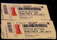 24.03.2014 : Places de concert Higelin réservées !