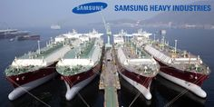 Samsung Heavy Industries indicates group funding if business sours