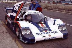 1 - Porsche 956 #001 - Porsche System Silverstone 6 Hours 1982