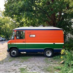 Mercedes Camper, Mercedes Benz Vans, Mercedes Van, Mb Vans, Converted School Bus, Rv Bus, Classic Campers, 4x4 Van, Cool Campers