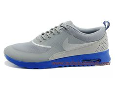 huge discount d0b44 073d1 Buy Men Nike Grey Royal Blue Air Max Thea Mid Shoes Greate from Reliable  Men Nike Grey Royal Blue Air Max Thea Mid Shoes Greate suppliers.