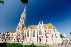 Matthias Church © VIENNA SIGHTSEEING TOURS / Bernhard Luck