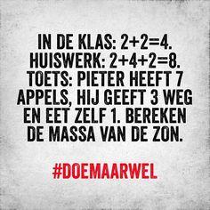 #doemaarwel by doemaar.wel