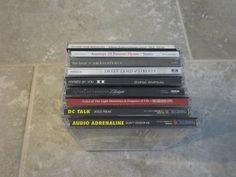 Lot of 10 Christian Music CDs DC Talk Audio Adrenaline Rick Goad