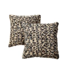 Elegance in decorating is now within reach. You never know when you'll need a plush, stylish pillow on hand. So why not get two and get covered?