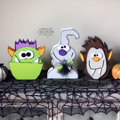 Halloween Crafts are Here!
