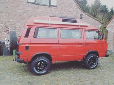 A pretty special Syncro Dehler from one of our readers Syncro Ron. #Volkswagen #vw #vwt25 #vwt3 #vanagon #westy #westfalia #t25 #t3 #vanlife http://ift.tt/KHKkxu by volkswagent25dotcom
