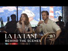 Joskus kohtauksen onnistuminen vaatii olan taputtelua ohjaajalta ☺️ Hyppää LA LA LAND -elokuvan kulissien taakse! LA LA LAND elokuvateattereissa nyt