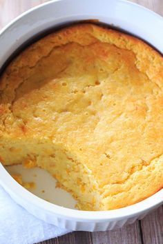 A collection of the BEST Thanksgiving side dishes, from classics like corn casserole and traditional stuffing, to modern riffs on those all-time favorites. Corn Pudding Recipes, Corn Recipes, Side Dish Recipes, Casserole Recipes, Corn Casserole, Cornbread Recipes, Cornbread Mix, Sweet Corn Pudding, Veggies