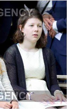 Maud Angelica Behn, 14 ans, née en 2003, Petite-fille du roi Harald V de Norvège