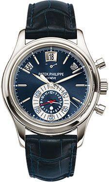 Patek Philippe Complicated Watches Annual Calendar Chronograph 5960P-015 | juwelier-haeger.de