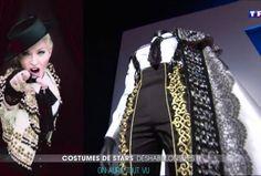 J'ai découvert ce produit sur l'application Fashion Marker : Vêtements Haute Couture de la marque #ONAURATOUTVU, Porté par : #Madonna #fashionmarker