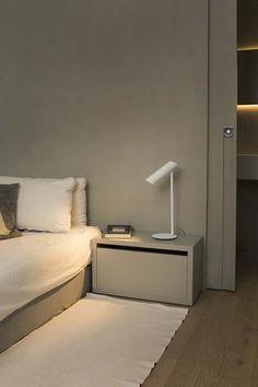 Lámpara de mesa LINK   LINK/M/29881/B/   negro blanco interior metal orientable GU10   Keisu, iluminación y diseño.