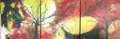 WRATH--- By E.Alves ---Acrylic/Water Color