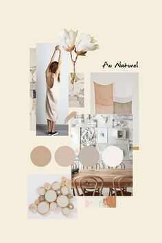 #moodboard my Monday mood board - relaxed neautrals for the home