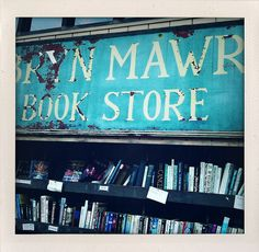 Bryn Mawr Book Store, Huron Village, West Cambridge