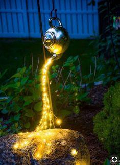 Fairy Garden Lights Ideas_29