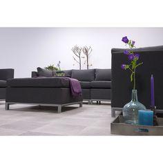 STAVIA - Lounge Set 6-teilig - ALLWEATHER - Anthrazit / Carbon Grey [Garden Impressions]