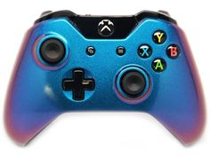 ModdedZone introducing Custom XBOX ONE Controller with amazing design custom mixed paints and crystal finishes. The rich graphics and the...