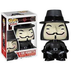V For Vendetta Pop! Movies Funko POP! Vinyl