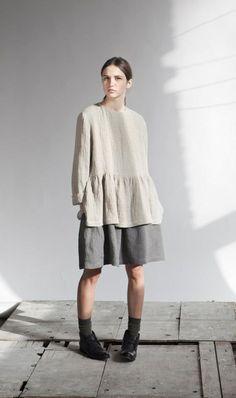 MUKU-I'd wear this over leggings.