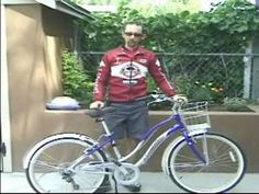How to Pick a Bicycle : Why Choose a Beach Cruiser Bicycle?