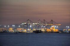 Port de Djibouti - www.rahimnour.com