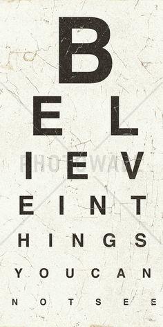 5419d56b Eye Chart 1 - Fotobehang & Behang - Photowall Scripture Wallpaper, My  Canvas, Canvas