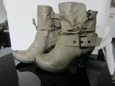 Bottines taille 37 très peu portées dans Chaussure / vêtements / mode