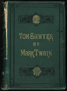 Mark Twain || Tom Sawyer book