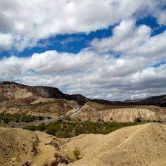 Baja Roads - Photo by lambtoast