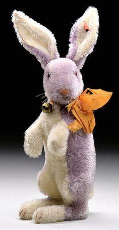 Steiff Lavender Rabbit