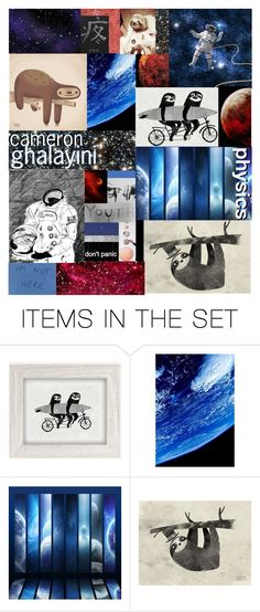 """""""requested binder cover;;"""" by aesthetic-moonxdust ❤ liked on Polyvore featuring art and bindercoversbyholly"""