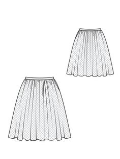 Tulle Skirt (Plus Size) 01/2013 #134