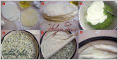 arnavut böreği yapımı