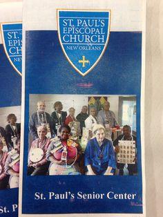 St. Paul's Senior Center http://www.stpaulsseniorcenter.org/ at #EDOLA15
