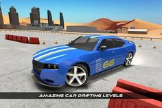 Adding the fun element in driving academy games to the functional handling of furious racing games & muscle car games