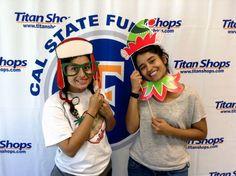 Titan Shops Holiday Open House 12/6/14 #TitanShops #CSUF #MerryTitan