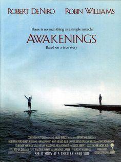 Kitaptan Uyarlama: Uyanışlar – Awakenings (1990)  director: Penny Marshall