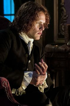 Sam Heughan as Jamie Fraser | Outlander Season 2 | 'Not in Scotland Anymore'